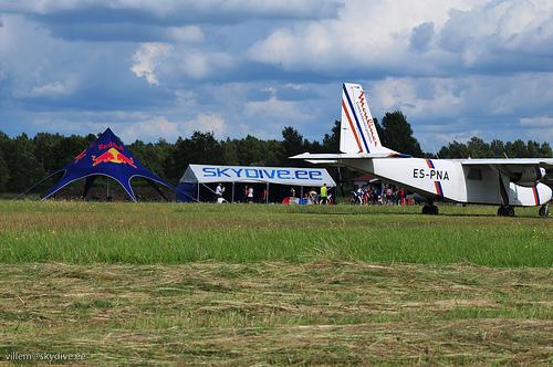 Parasummerit toetasid Lennuliiklusteeninduse AS ja Red Bull. Foto: V. Alango